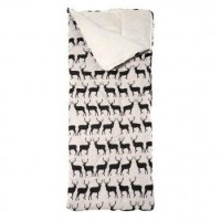 Anorak Kissing Stags Sleeping Bag - Sleeping Bags from Anorak UK