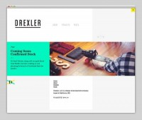 Websites We Love — Drexler — Designspiration