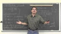 Quadratic Formula to Solve Second Degree Equations - YouTube