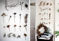 Anthology Magazine | Decorating | Flowers on the Wall
