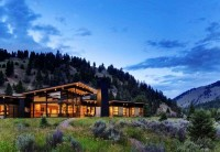River Bank House by Balance Associates Architects