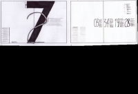 Eye Magazine Table of Contents // Redesign