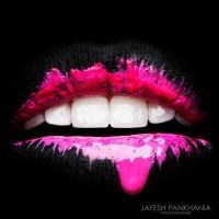 Série Lip Colour Run sur le réseau