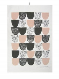 From Scandinavia with love - design & style (Sockeri tea towel by Finnish Kauniste.)