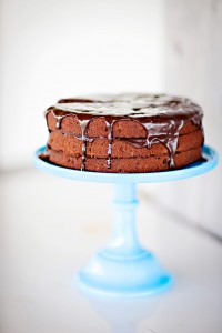 Double-Chocolate Fudge Cake + Loveless CookBook Giveaway Â« sundaysuppers