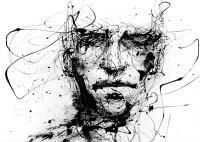 lines hold the memories by =agnes-cecile