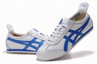 white and blue onitsuka tiger asics mexico 66 lauta men shoes for sale