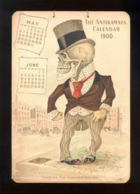 Antikamnia Chemical Company Calendars, 1899 / 1900   Retronaut