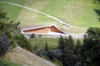 monovolume architecture: hydroelectric power plant punibach
