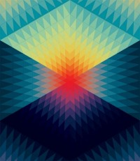 Andy Gilmore - A master of colour and geometric composition   The Hatched Blog