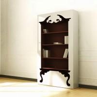 Munkii Vintage Bookshelf Bookcases