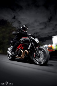 "500px / Photo ""Ducati Diavel Rig Shot"" by Nue Vue"