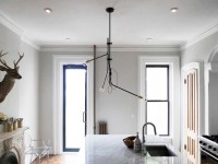 Workstead Bent Chandelier | Modern Industrial Lighting Fixture