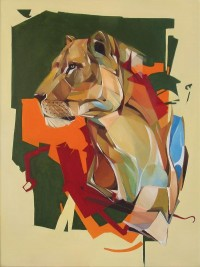 Oil on canvas 2011.