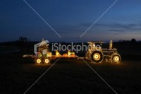 Country Christmas | Stock Photo | iStock