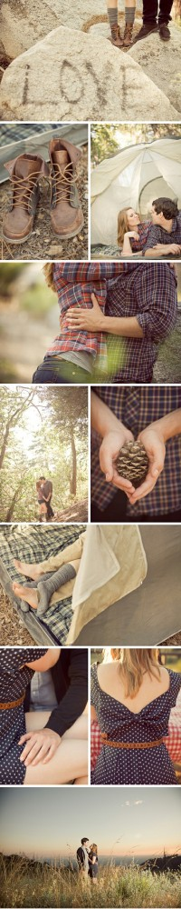 Engagement Love / Engaged: Will and Brandi | Grey Likes Weddings