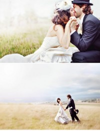 A Moment in Time / bride and groom, love this