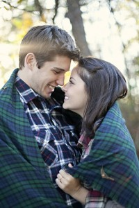 A Moment in Time / plaid, preppy