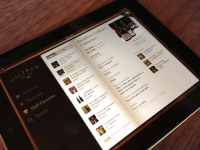 25 Handsome iPad User Interface Designs | inspirationfeed.com