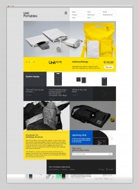 Websites — Unit Portables