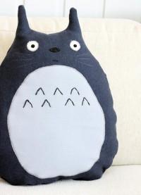 Ida og Muskatt: Totoro!