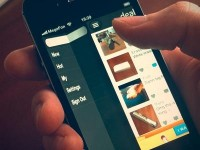 UX/iOS/UI iPhone idea with video process by Cuberto