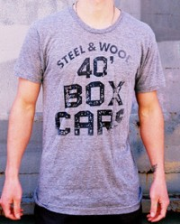 ironsea — 40' BOXCARS. Heather Grey