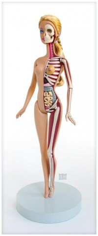 Character Anatomy Sculptures by Jason Freeny   Abduzeedo   Graphic Design Inspiration and Photoshop Tutorials