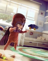 3D characters by Victor Hugo Queiroz   InspireFirst