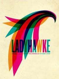 GigPosters.com - Ladyhawke