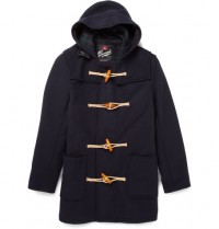 Gloverall Wool-Blend Duffle Coat | MR PORTER