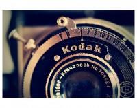 kodak camera photo print whimsical fine art by oohprettyshiny