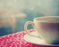 Afternoon Tea Fine Art Photograph 8x10 by SarahMoldovan on Etsy