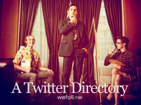 Wefollow Ad by Addison