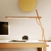 Fancy - Clamp Lamp by Dana Cannam