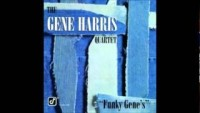 The Gene Harris Quartet - Old funky Gene's - YouTube