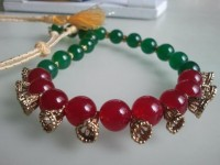 Red and Green - Craftsia - Indian Handmade Products & Gifts