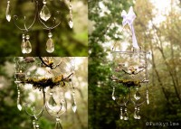 Chicken Wire Chandelier | Funkytime