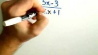 Finding the Inverse of a Function or Showing One Does Not Exist, Ex 1 - YouTube