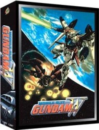 MOBILE SUIT GUNDAM WING Complete COLLECTION (ENGLISH Dubbed) DVD Box Set Series | eBay