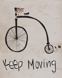 Keep moving.