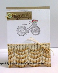Birthday card - Craftsia - Indian Handmade Products & Gifts