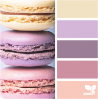 Design Seeds®: For All Who Love Color | macaron hues