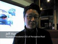 "Perceptive Pixel's 82"" Multi-Touch Display on Vimeo"