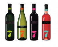 7 Plagies  - Wine Packaging Blog - The Dieline Wine — Designspiration