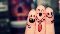humor fingers depth of field buddies - Wallpaper (#924441) / Wallbase.cc