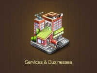 Services & Businesses by Egor Kosten