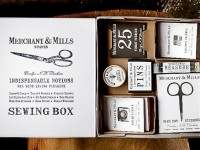 Merchant and Mills Sewing Box - Merchant and Mills Notions - Gift ideas