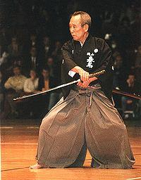 Iaido - Wikipedia, the free encyclopedia