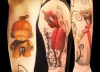 Robot tattoo | Flickr - Photo Sharing!